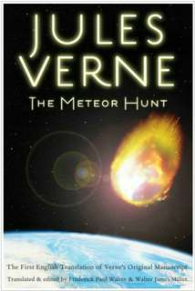 The Meteor Hunt by Jules Verne