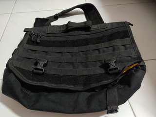 Spec-Ops THE Messenger bag XL