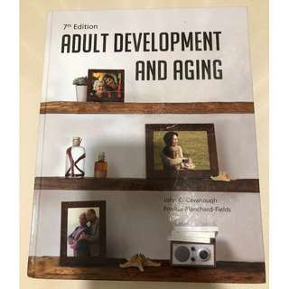 PL3259 Adult Development and Aging