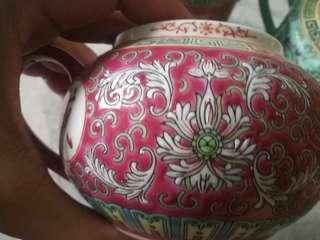 China teapot 70-80's