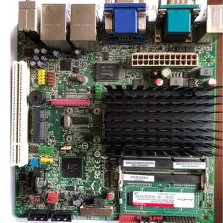 Intel® Desktop Board D2500CC