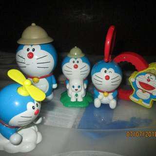 Mcdo Happy Meal Doraemon
