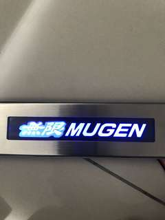 Honda Civic FD Mugen Door Step