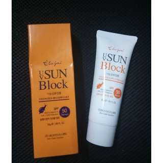 ELUJAI UV SUNBLOCK 50ML