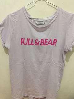 T-shirt pull and bear