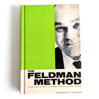 The Feldman Method by Ben Feldman
