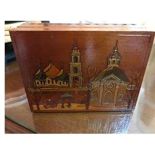 Russian trinket box 1990s
