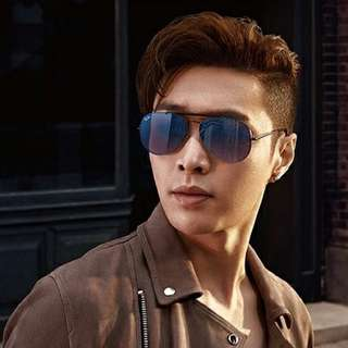 [Ray-Ban×張藝興 RB3584N Aviator Blaze]  Zhang Yixing太陽眼鏡