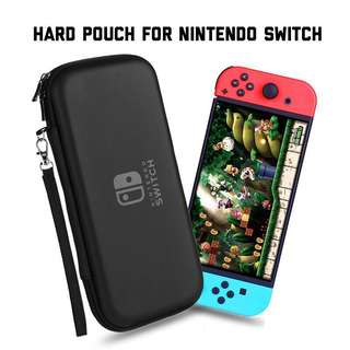 🚚 Hard pouch for Nintendo switch with cartridge slots
