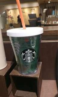 Japan Starbucks 夏日限定 日本 水杯 飲管 🍀預訂🍀355ml