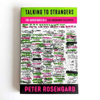 Talking to Strangers by Peter Rosengard