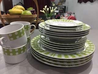 Porcelain Diningware