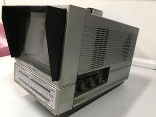 80s Portable TV