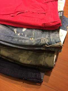 🚚 AF休閒短褲