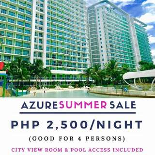 AZURE PARIS BEACH RESORT