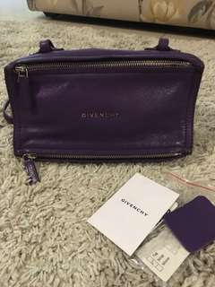Authentic givenchy mini pandora