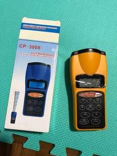 Ultrasound distance meter