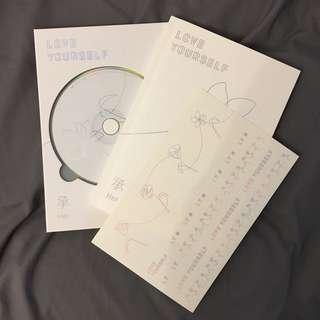 BTS Love Yourself Album E Ver.