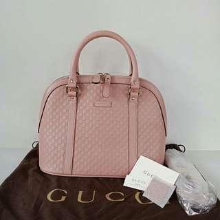 Gucci Dome Gucisima Medium Pink