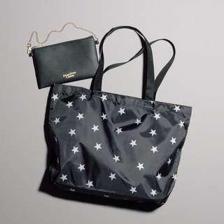 DEUXIÈME CLASSE Pouch with Eco Bag