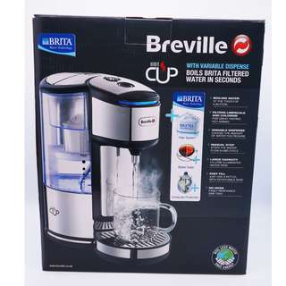Breville Brita Hot Water Dispenser-Kitchen Appliances