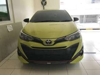 Promo Toyota All New Yaris 2018