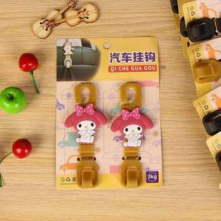 My Melody 2pcs Hook Holder