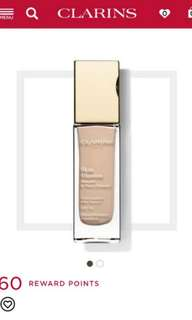🚚 clarins skin illusion