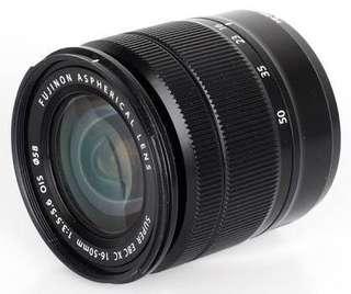 Fujifilm 16-50mm Lens