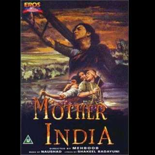 [Rent-A-Movie] MOTHER INDIA (1957) [BOLLYWOOD]
