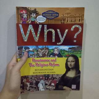 why? Renaissance and The Religious Reform