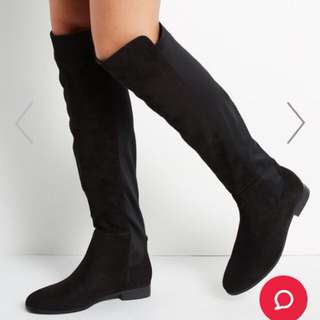 Rubi Shoes Knee High Boots