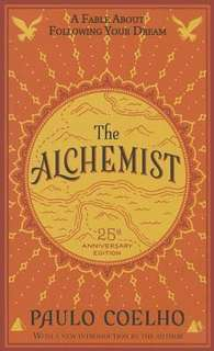 The Alchemist  3.83 (1,521,731 ratings by Goodreads) Paperback Perennial Press English By (author)  Paulo Coelho