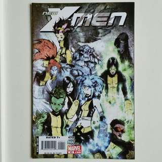 New X-Men No.43 comic