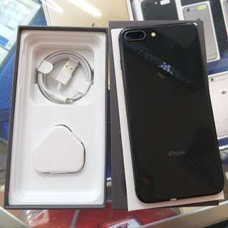 Iphone 8 Plus 64Gb Black bisa kredit