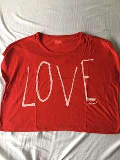 LOVE T- SHIRTS