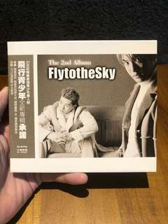 CD Musik Lagu Korea - Fly To The Sky - limited collector edition