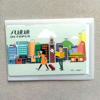 [Free Shipping 包郵] 旅客版 八達通 Sold Tourist Octopus Card