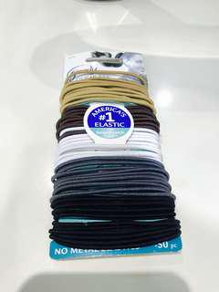 BNWT GOODY 50 PACK HAIR TIES