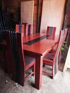 Dining set for 6 sitter