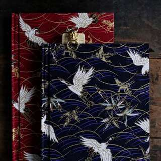 Japanese Design Cover Notebook