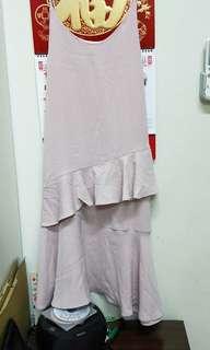 🚚 魚尾洋裝