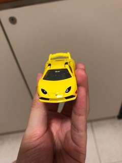 Tomica Pokemon Pikachu Car