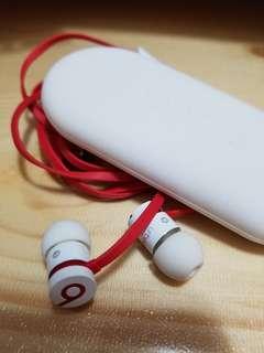 beats耳機紅色