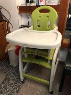 🚚 Feeding chair