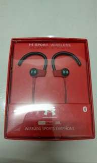 JBL Underarmour Wireless Sports Earphone