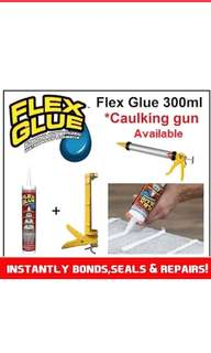Flex glue seen on tv