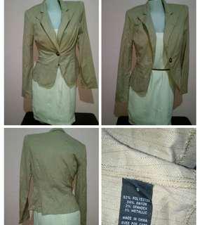 BCX Brown Formal Coat