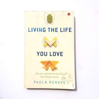 Living The Life You Love - Paula Renaye