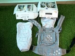 Ergobaby baby carrier and infant insert